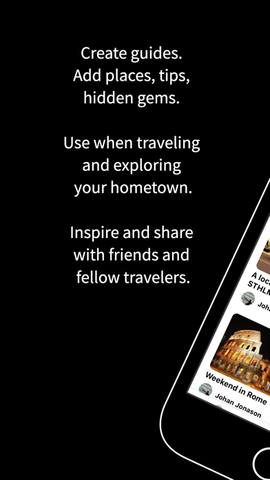 GuidePal - discover places