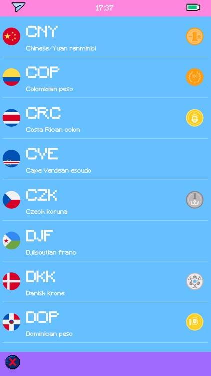Pixel Currency - Converter screenshot-8