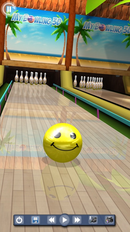 My Bowling 3D screenshot-3