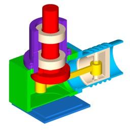 CAD 3D Modeling - Wuweido