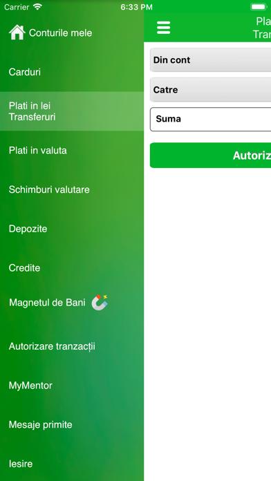 OTP SmartBank Romania screenshot three