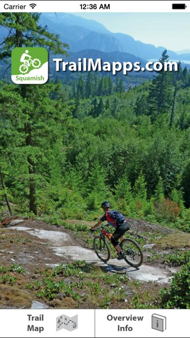 TrailMapps: Squamishのおすすめ画像1