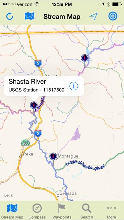 Stream Map USA - WC screenshot-3