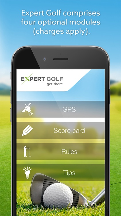 Expert Golf – Score Card screenshot-4