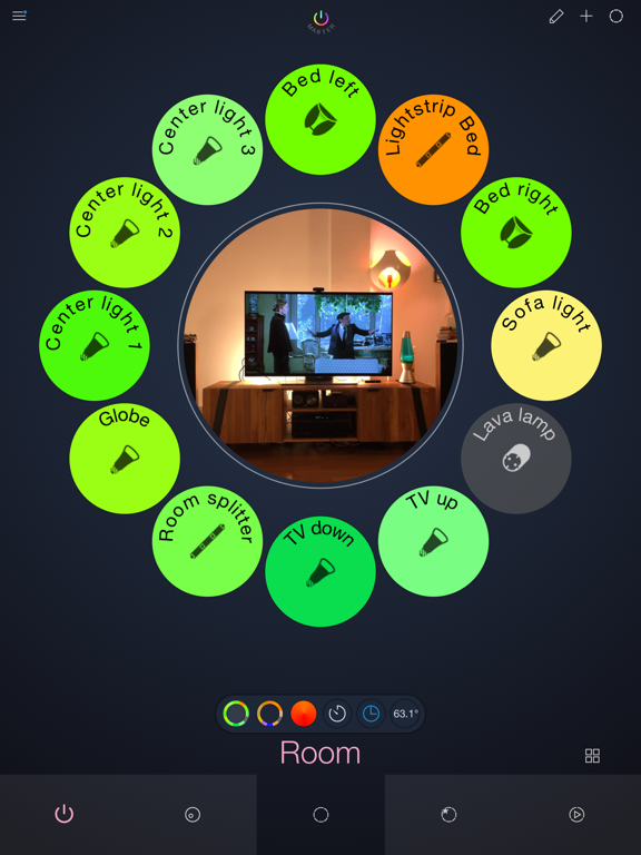 iConnectHue for Philips Hue screenshot 9