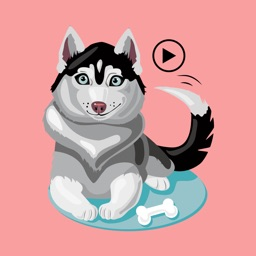 Cute Puppy Animated