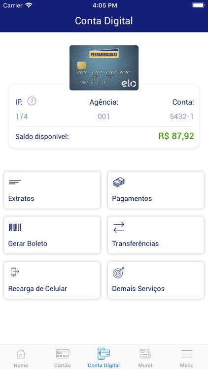 Cartão Pernambucanas screenshot-3