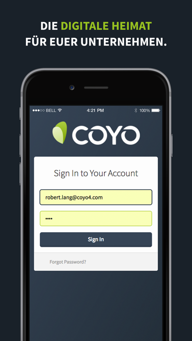 messages.download COYO software
