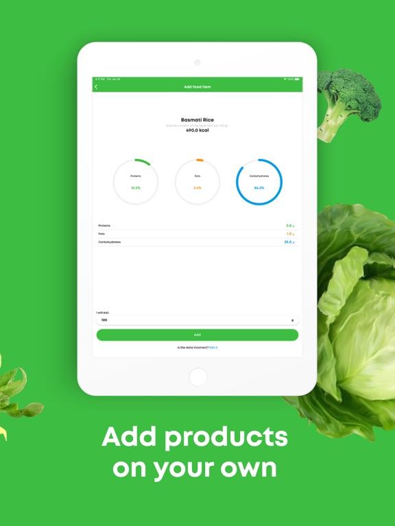 ScanFood - calorie counter screenshot 10