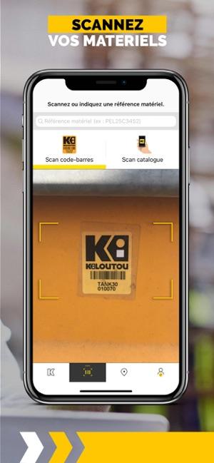 Kiloutou Pro Location Matériel On The App Store