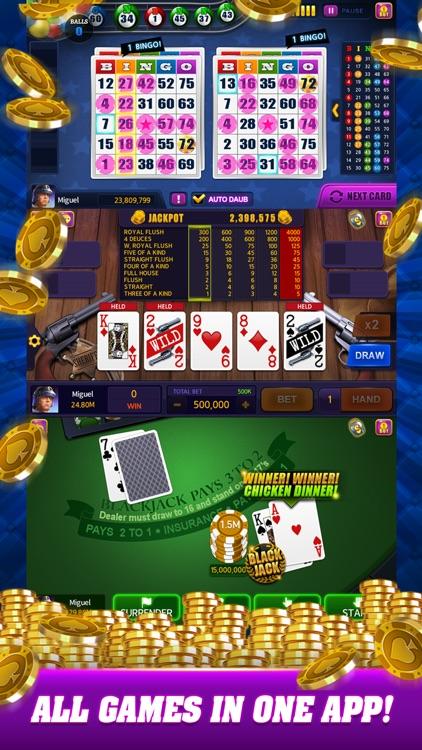 Farkle mania -slots,dice,bingo screenshot-5