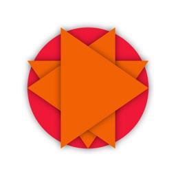 Color Overlap Puzzle