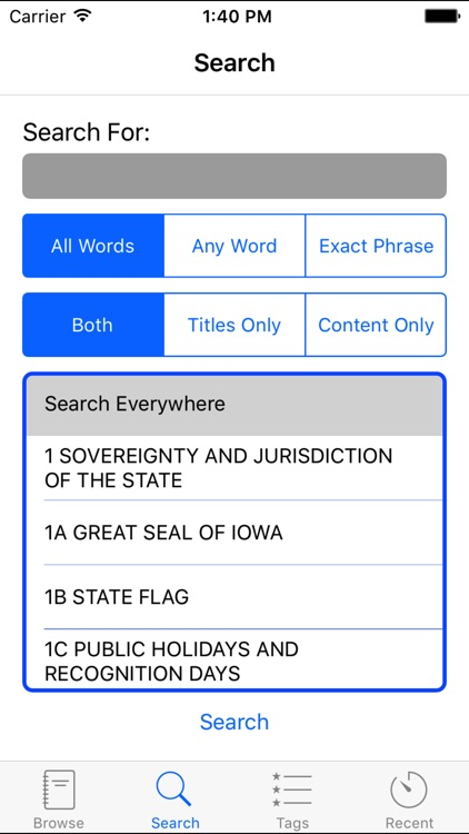 Iowa Law screenshot-4