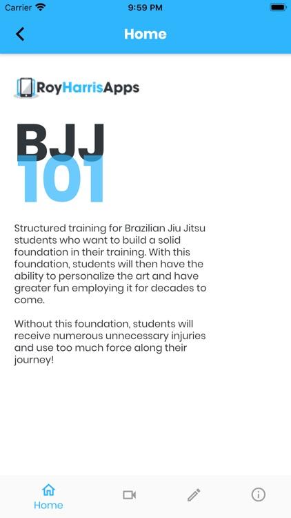BJJ 101 Volume 1 screenshot-4