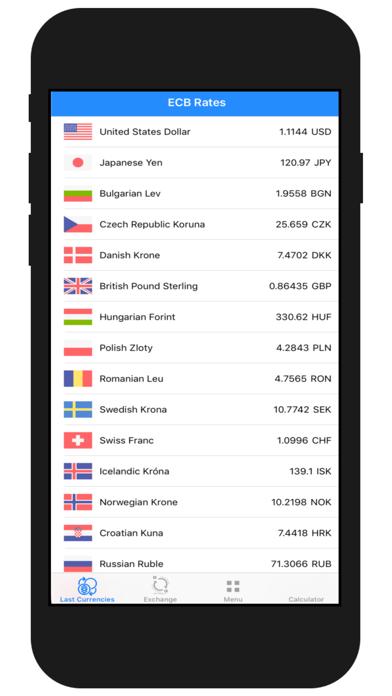 Exchange Master screenshot 2