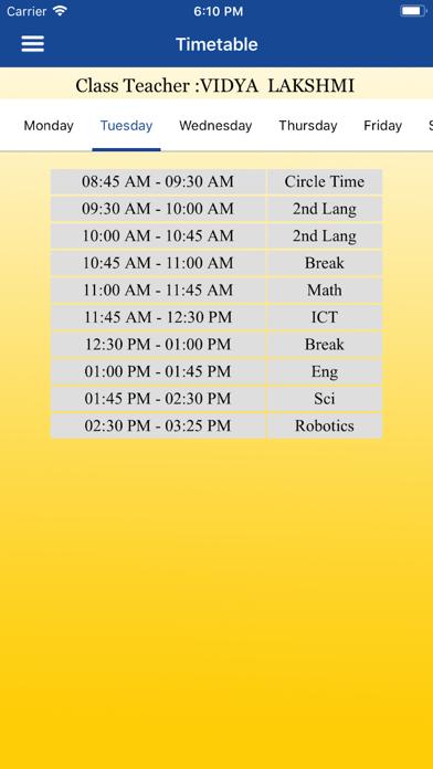 JS Group of Schools Parent screenshot 3