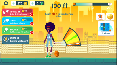 Basketball Orbit - Live Stars screenshot 1