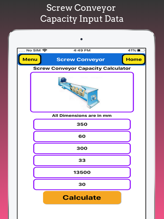 Screw Conveyor Pro screenshot 13