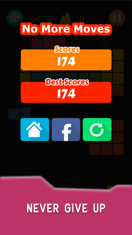 Hex & Square Block Puzzle Game screenshot-5