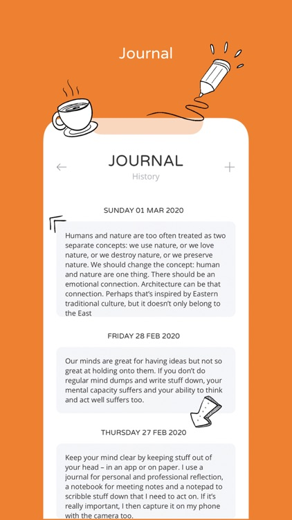 Moleskine Journey screenshot-4