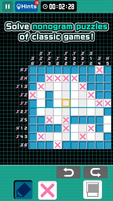 PIXEL PUZZLE COLLECTION screenshot 1