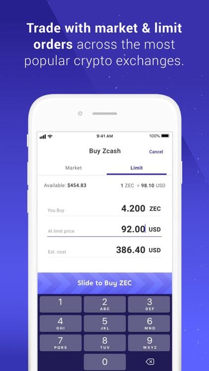 Voyager - Buy Bitcoin & Crypto screenshot-5