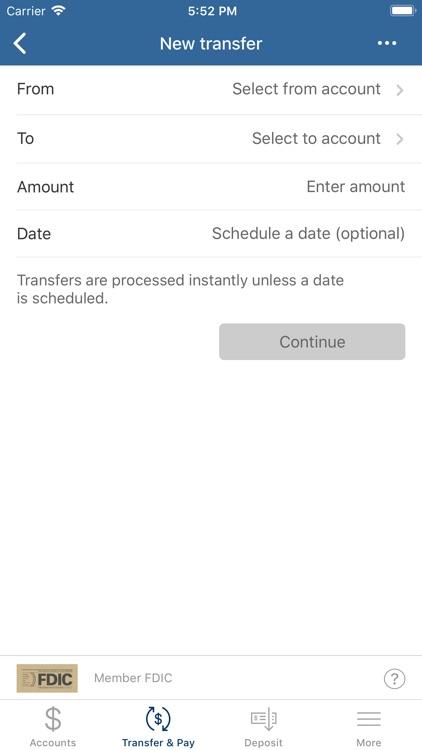 MyProvident Mobile Banking screenshot-4