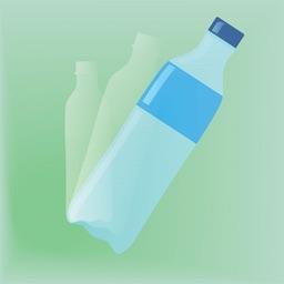 Bottle Flip : 3D cap challenge