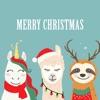 Christmas Stickers SMS Emojis