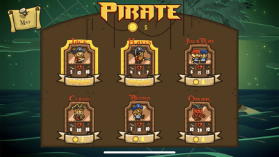 Pirate Battle Fighting War screenshot 2