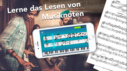 Screenshot for Simply Piano von JoyTunes in Germany App Store
