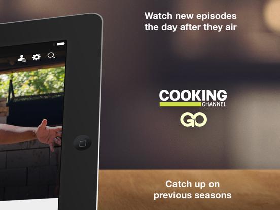Watch Cooking Channel screenshot