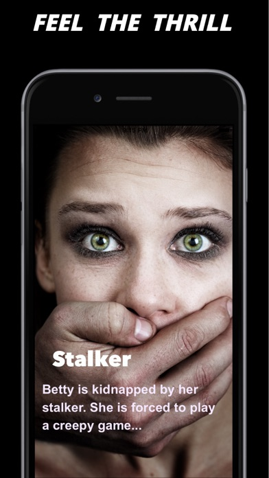 Twist - Scary Texting Stories Screenshot