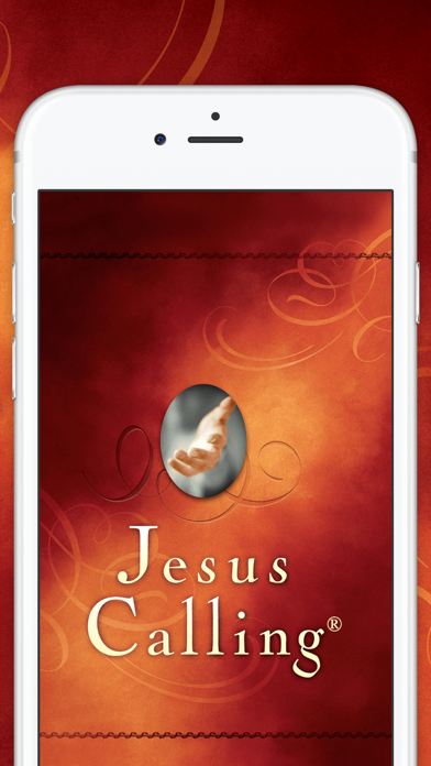 Jesus Calling Devotional Screenshot