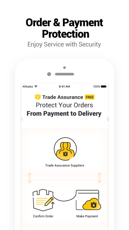 Alibaba.com B2B Trade App screenshot-3