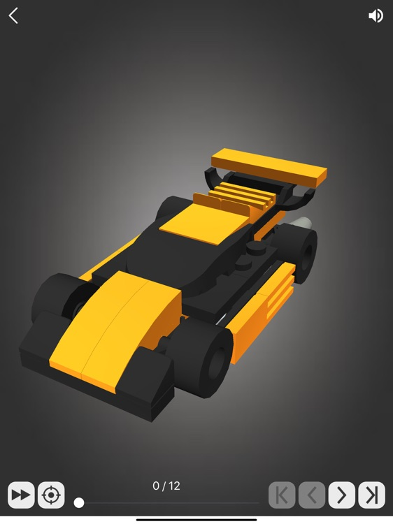 Brick Junior: Racing Cars screenshot-4