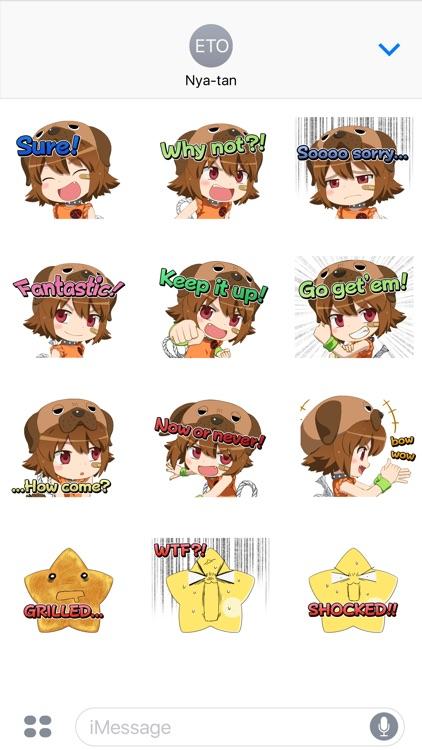 ETOTAMA Sticker Pack 1