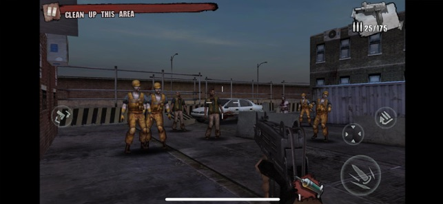 Zombie Frontier 3 Sniper Fps On The App Store