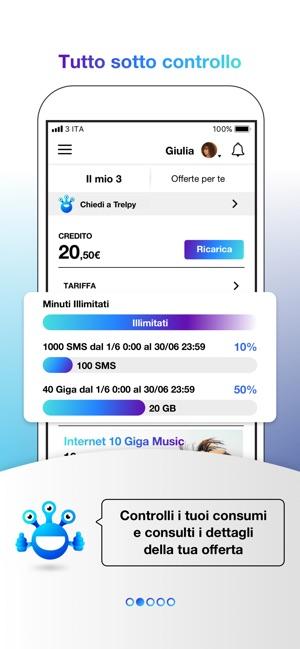 My3 | Area Clienti 3 su App Store
