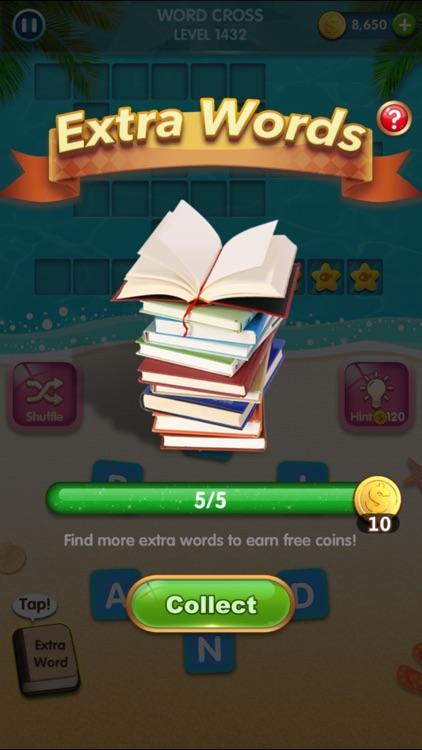 WordGames: Cross,Connect,Score screenshot-4