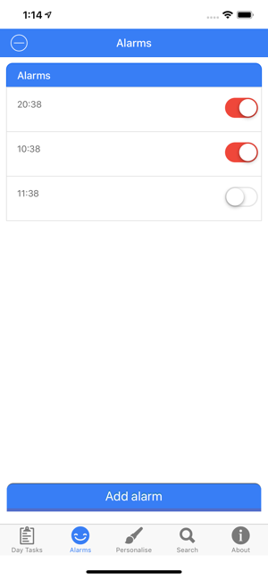 ‎My Day To-Do - Smart Task List Screenshot
