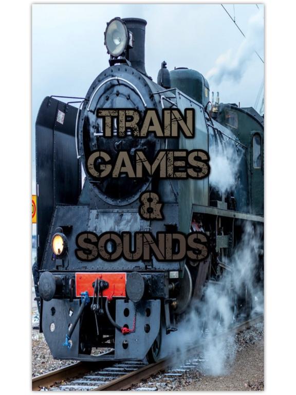 幼児のための急行列車ゲームのおすすめ画像1