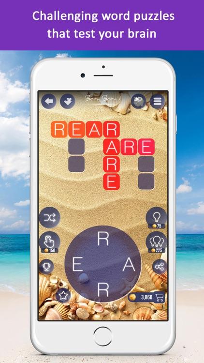 Word Beach: Fun Spelling Games screenshot-3
