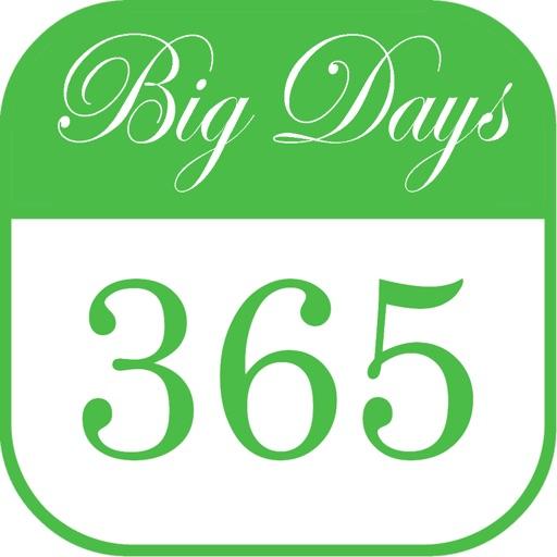 Big Days - Dreamdays Countdown