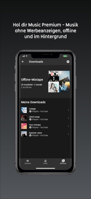 ‎YouTube Music Screenshot