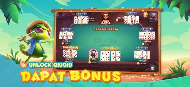 Higgs Domino Gaple Qiu Qiu Na App Store