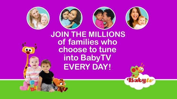 Baby-TV Legacy app screenshot-4