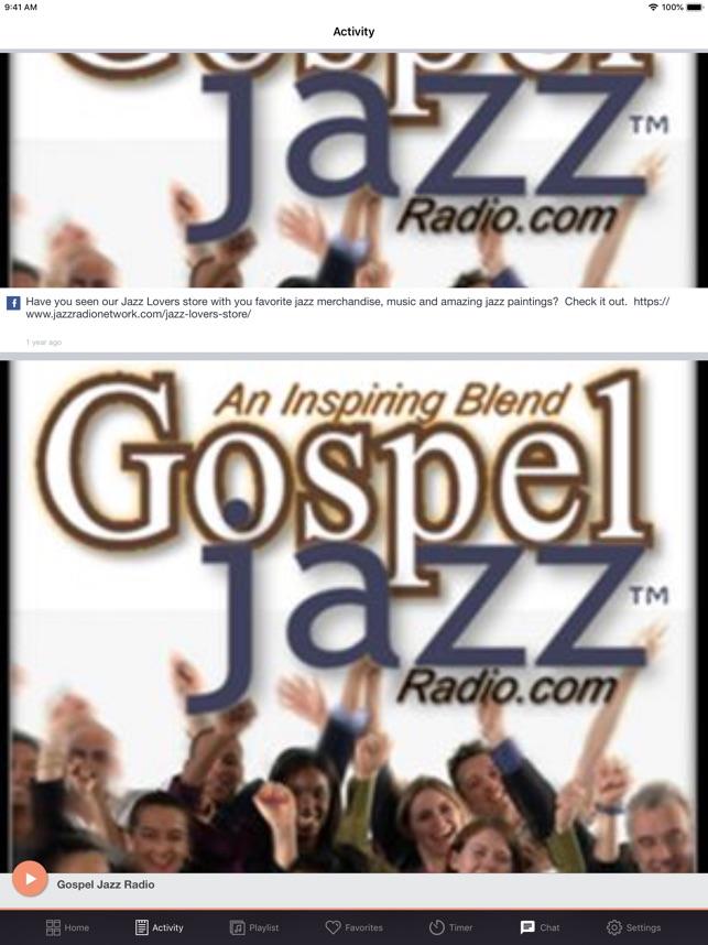 Gospel Jazz Radio on the App Store