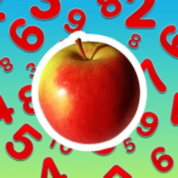 Learn to count with apples