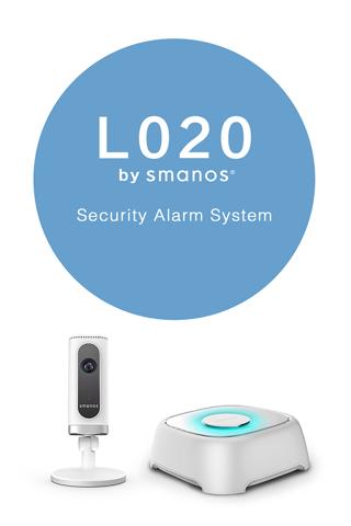 L020 Alarm - náhled